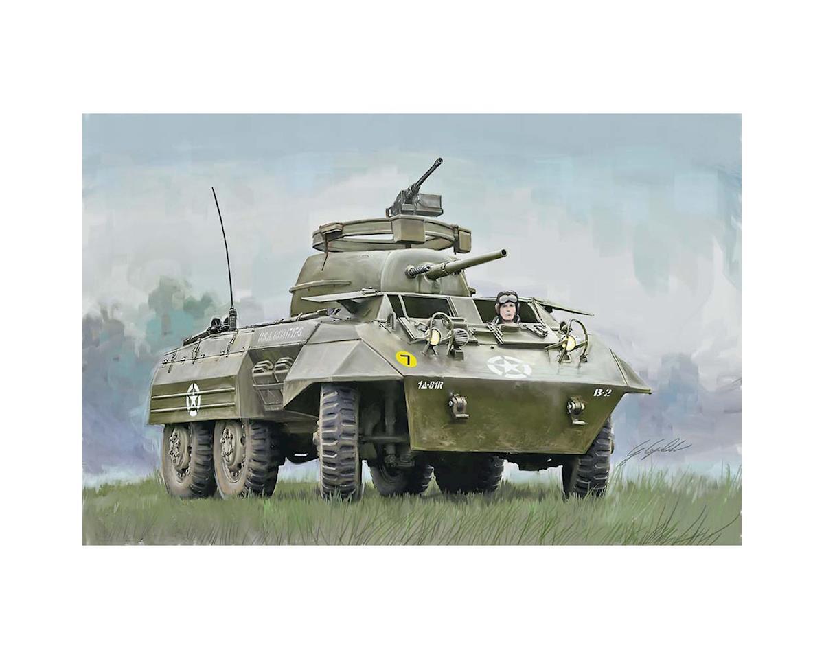 Italeri Models 1/56 M8/M20 Tank