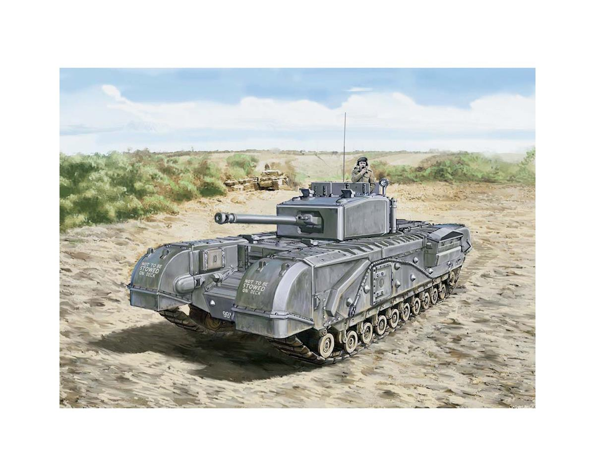 Italeri Models 1/56 Churchill Mk.Iii/Iv/Avre/Na75