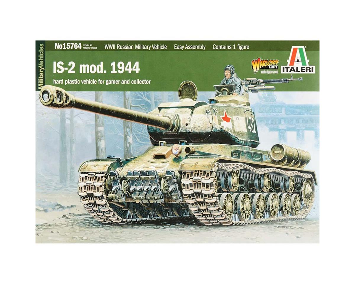 1/56 Josef Stalin IS-2 Tank - Driver Included by Italeri Models