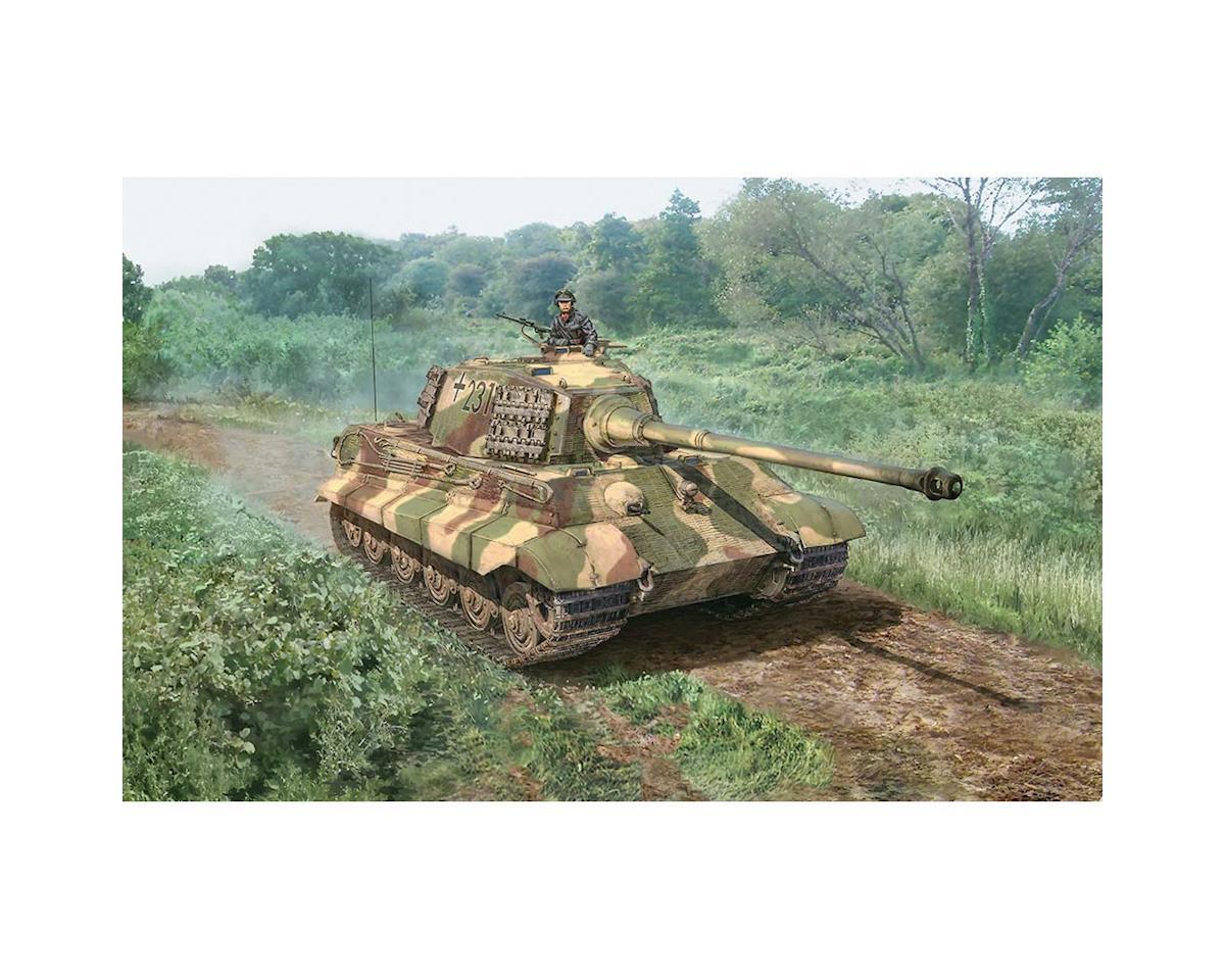 Italeri Models 1/56 Wargame King Tiger Tank