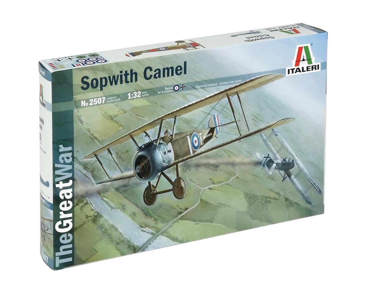 1/32 Sopwith Camel by Italeri Models