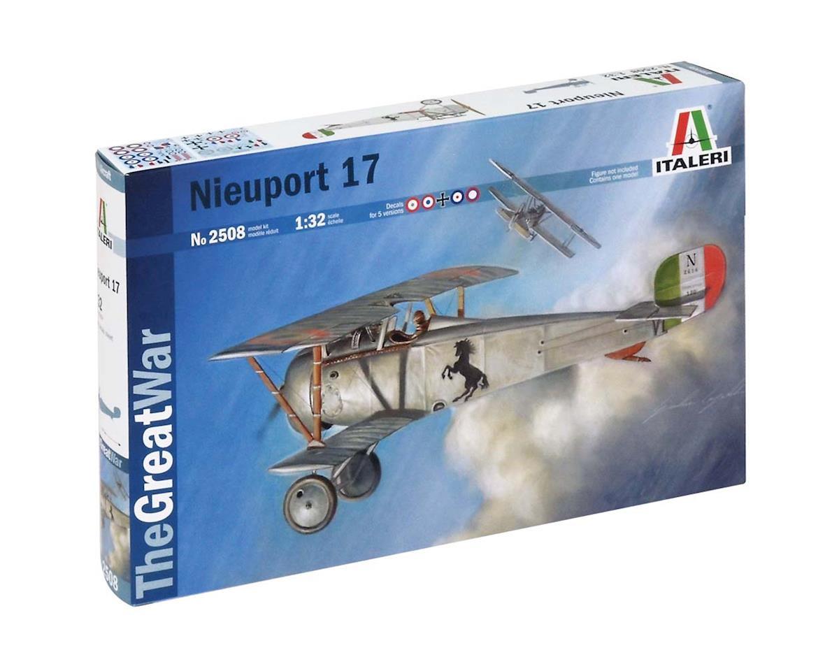 Italeri Models 1/32 Nieuport 17