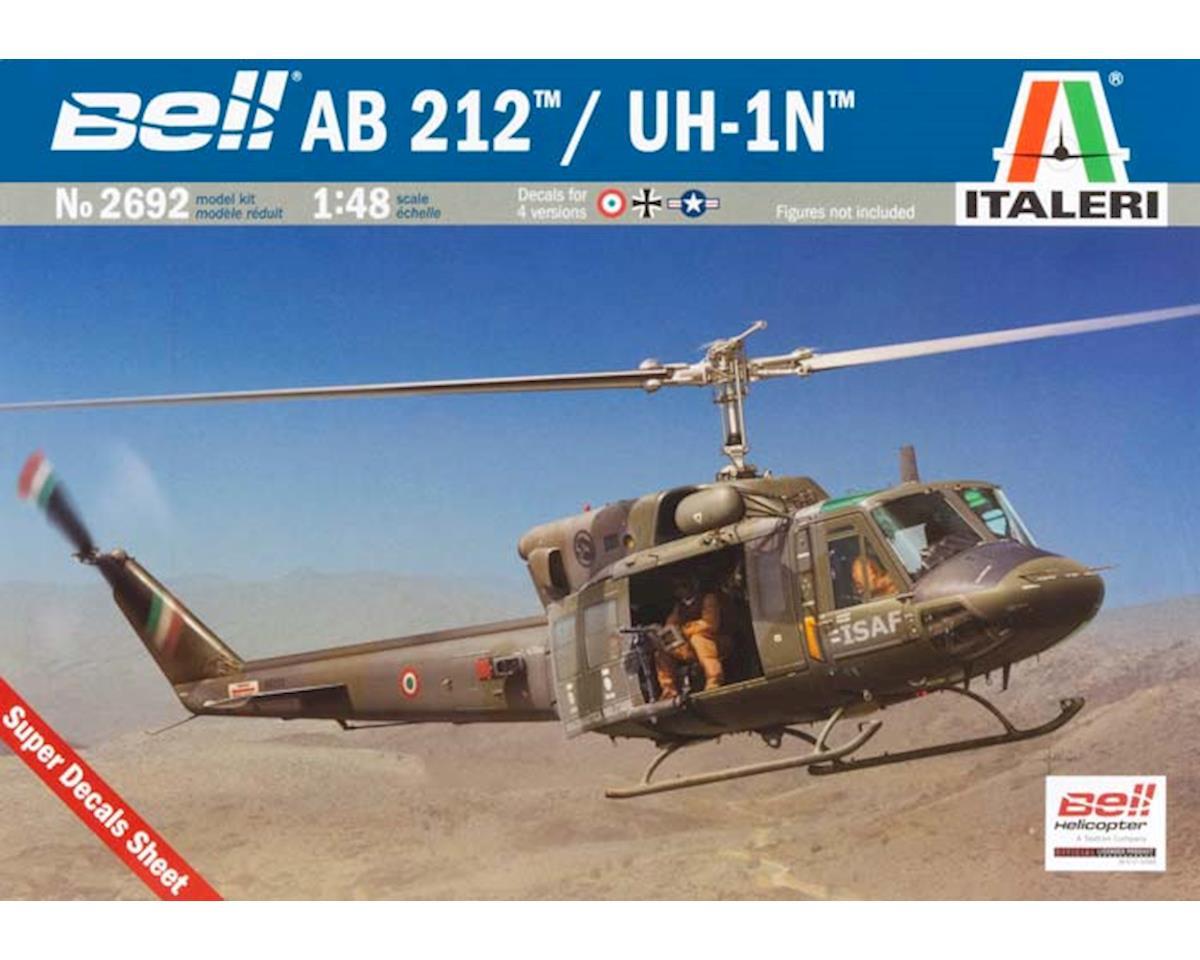 Italeri Models 1/48 AB212/UH1N
