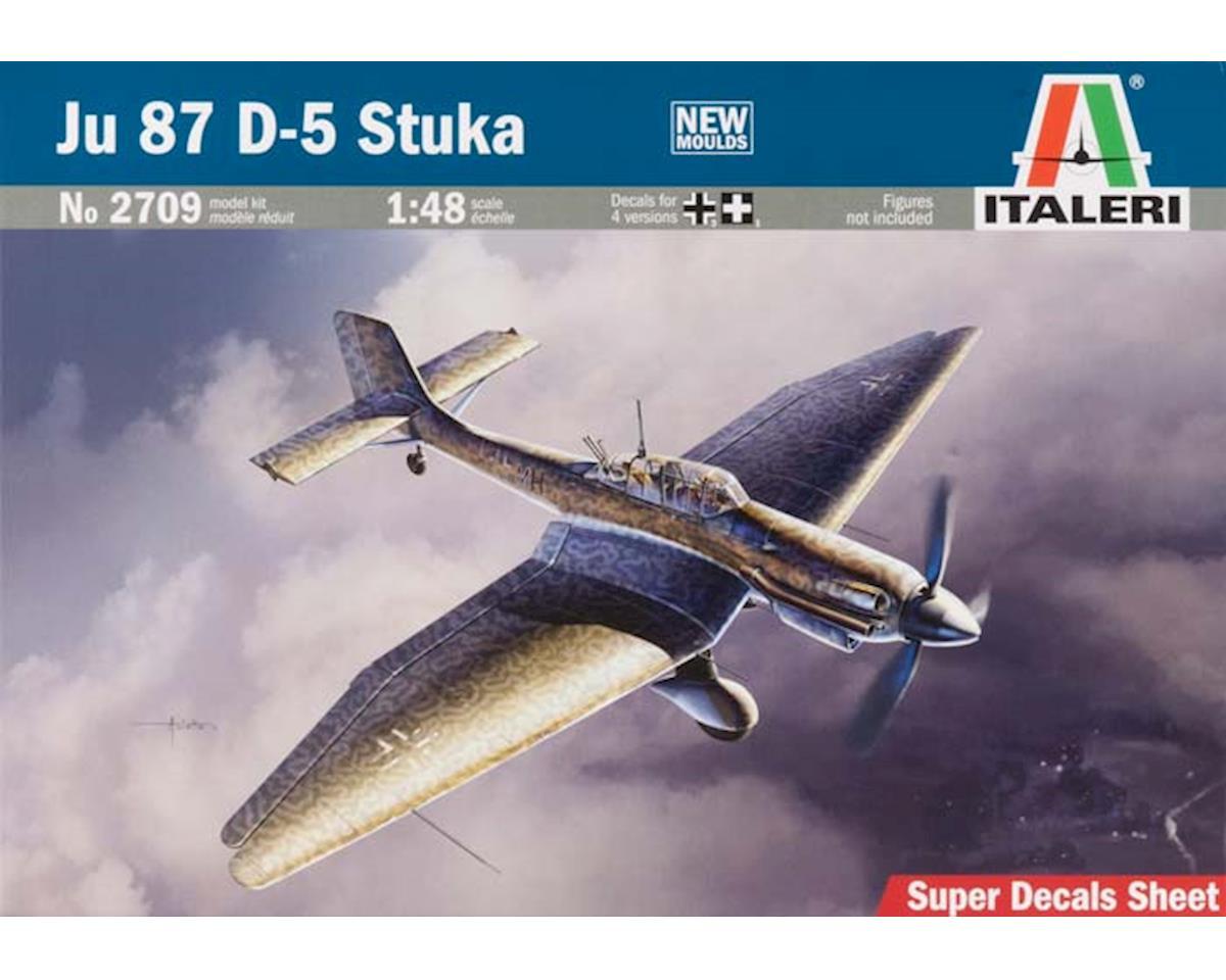 Italeri Models 1/48 Ju-87 D-5 Stuka