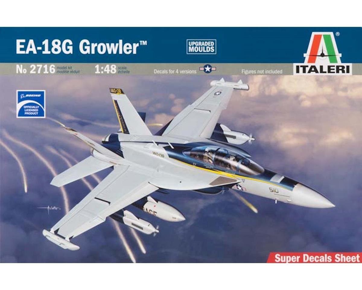 Italeri Models 1/48 EA-18G Growler