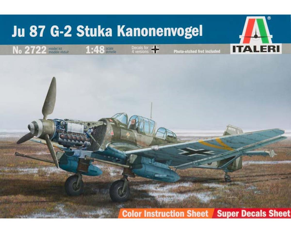 1/48 Ju 87 G-2 Stuka by Italeri Models
