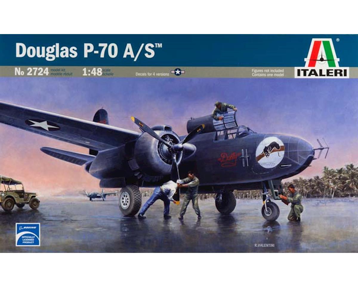 Italeri Models 1/48 P-70A