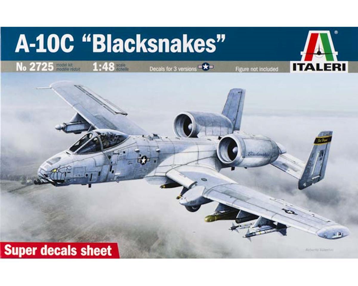 Italeri Models 1/48 A-10C Blacksnakes