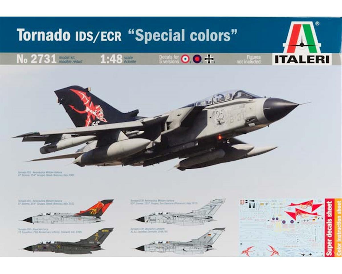 Italeri Models 1/48 Tornado IDS/ECR Special Colors