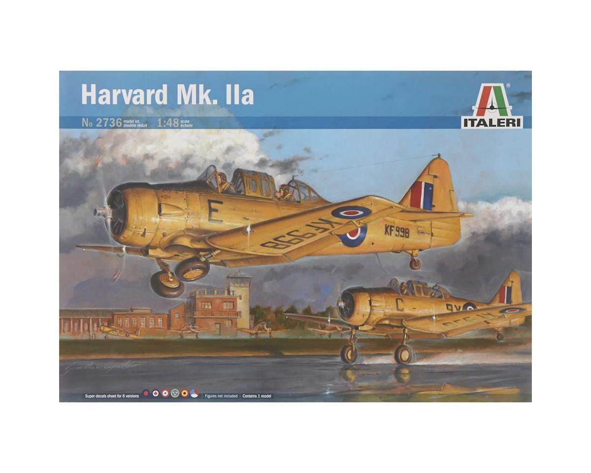 Italeri Models 1/48 Harvard Mk.IIA