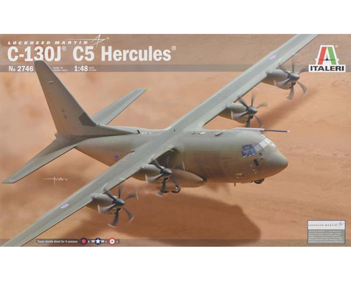 1/48 Hercules C-130J CS by Italeri Models