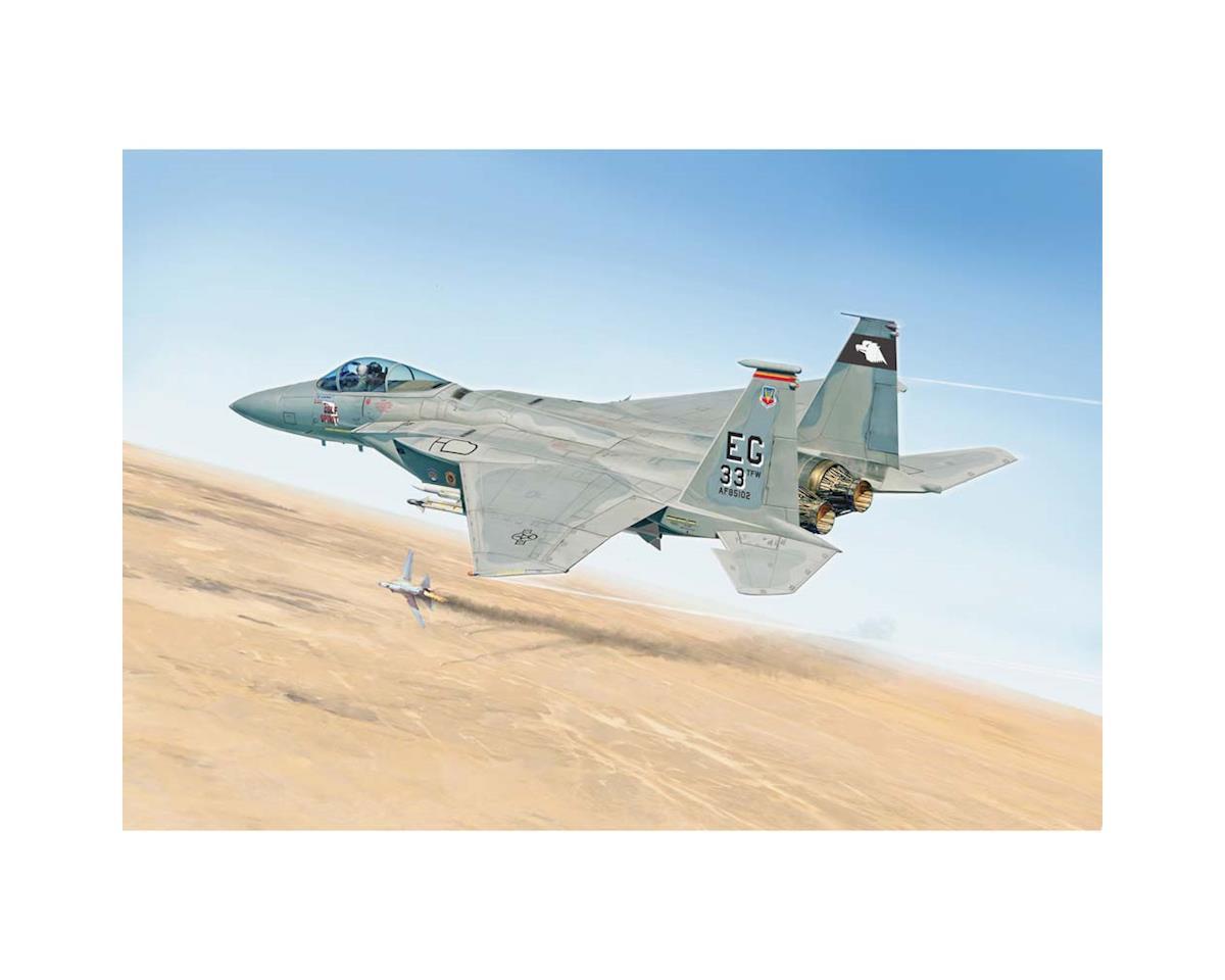Italeri Models 1/48 F-15C Strike Eagle Gulf War Anniversary