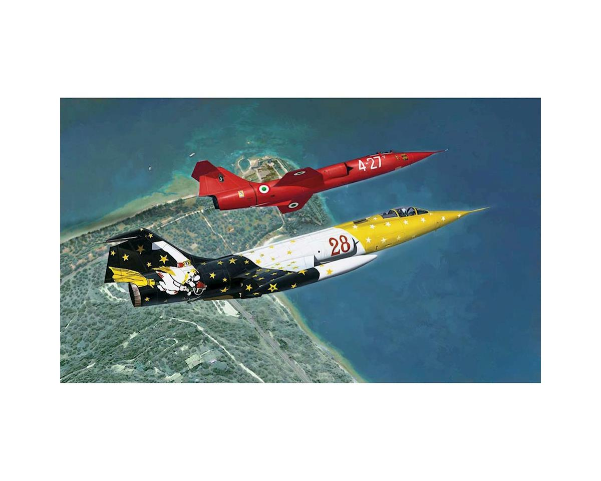 1/48 F-104G Starfighter Special Colors by Italeri Models