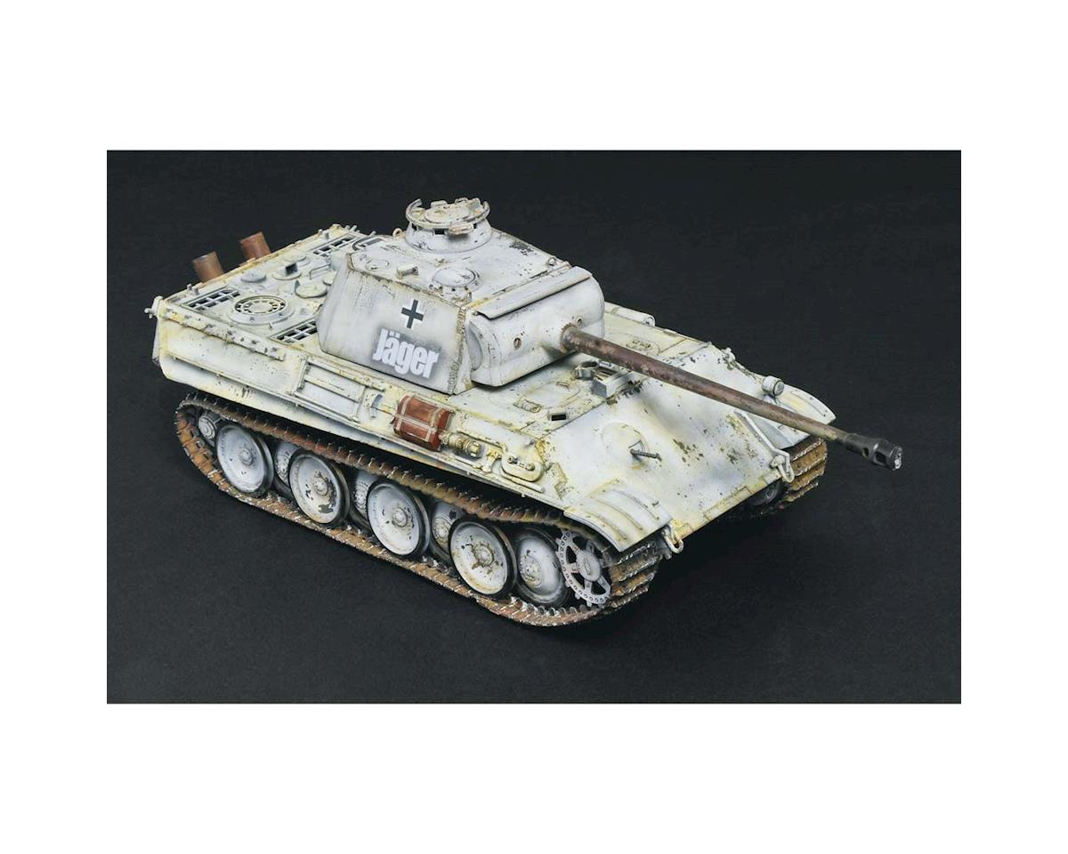 Italeri Models 1/35 World of Tanks Panther