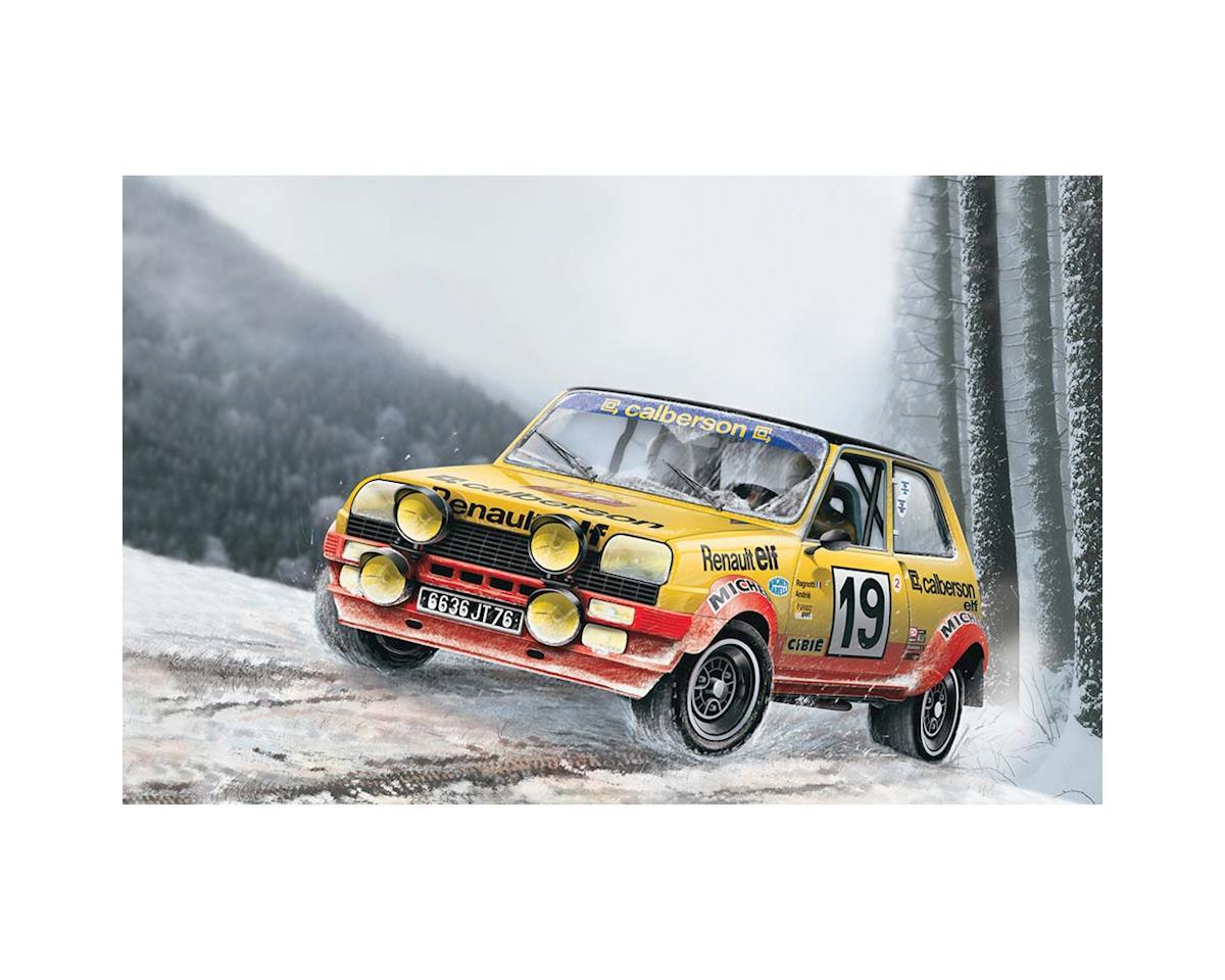 Italeri Models 1/24 Renault R5 Rally