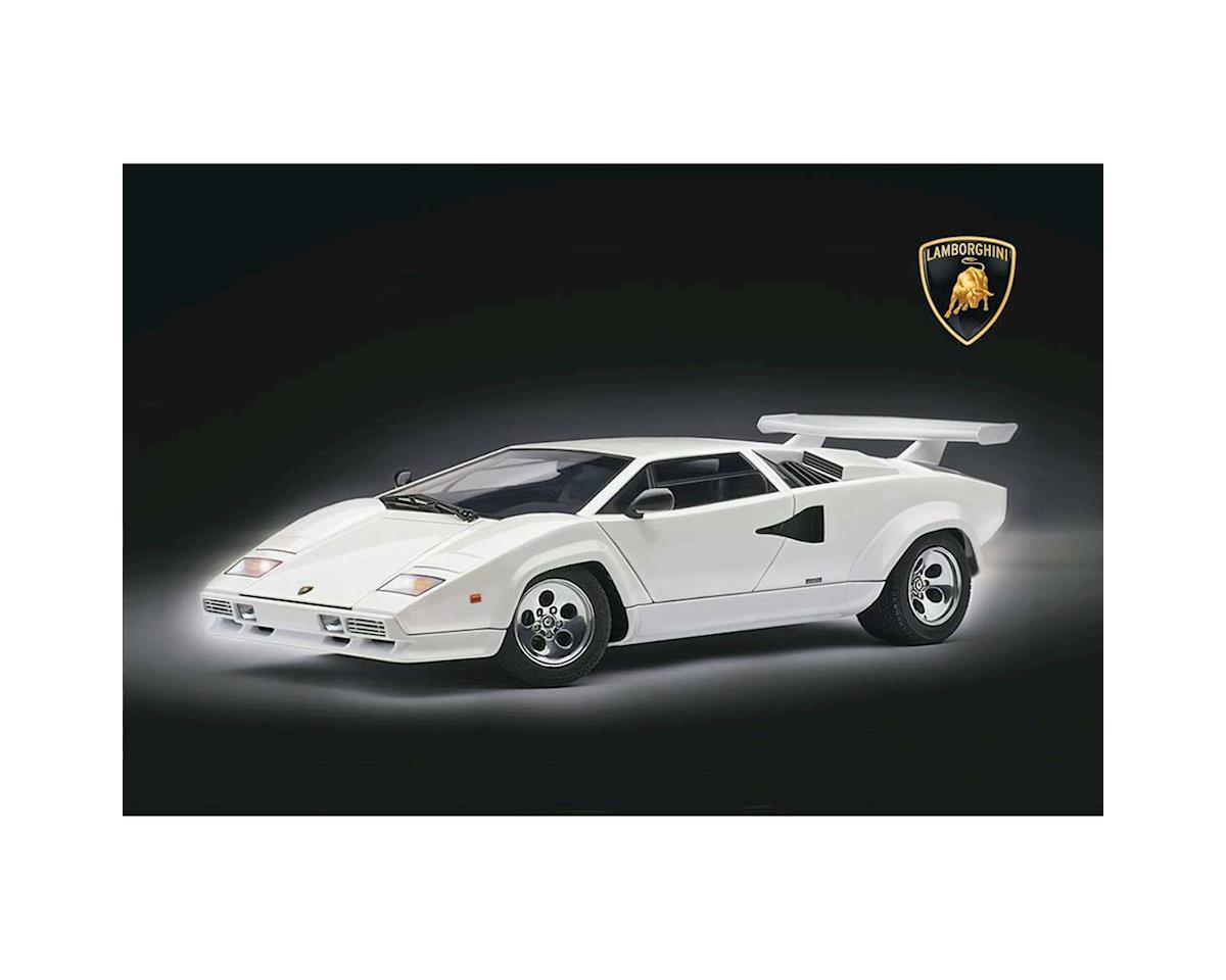 Italeri Models 1/24 Lamborghini Countach 5000 Quattrovalvole