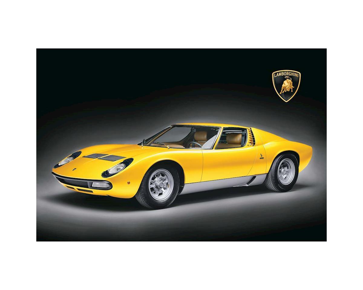 Italeri Models 3686 1/24 Lamborghini Miura