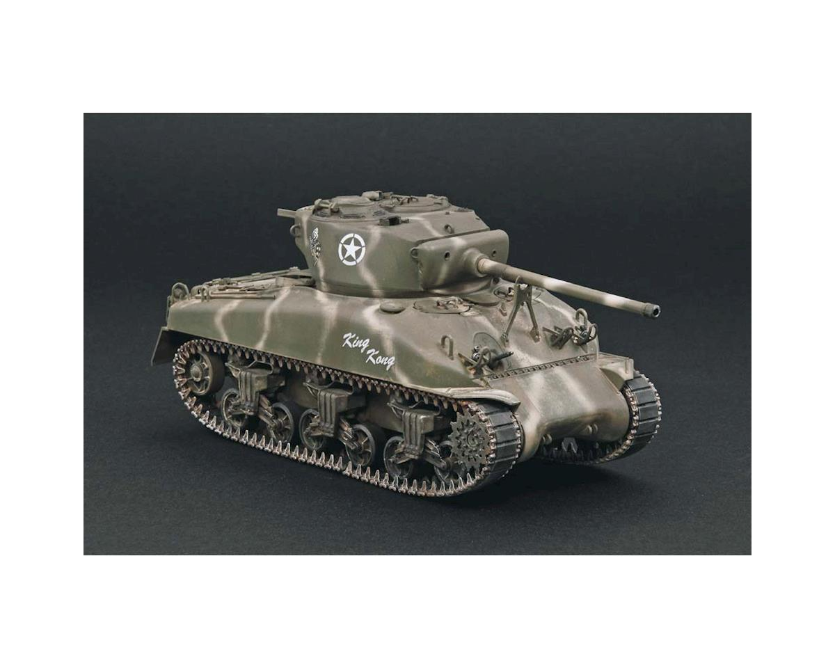 Italeri Models 1/35 World Of Tanks M4 Sherman