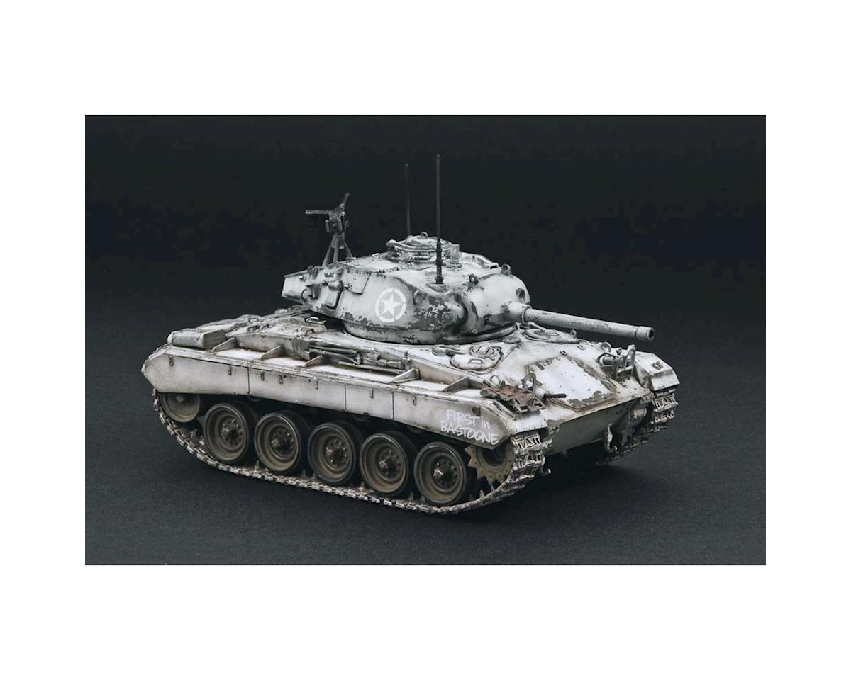 Italeri Models 1/35 World of Tanks M24 Chaffee