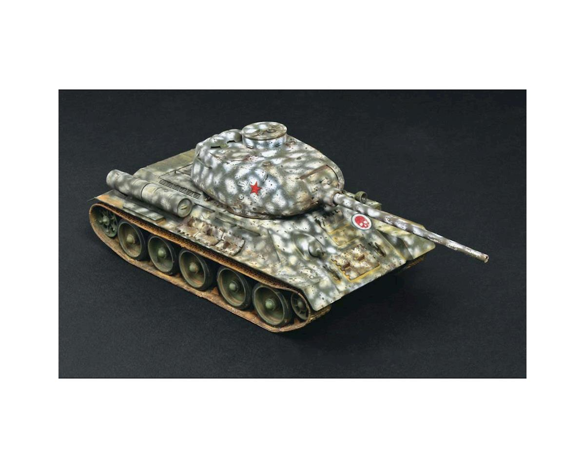 1/35 World Of Tanks T-34/85 by Italeri Models