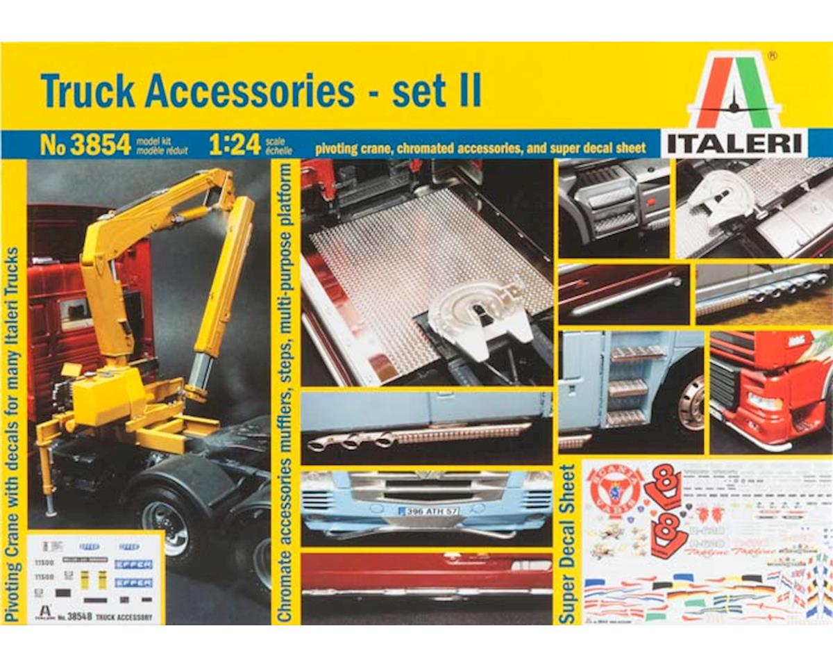 1/24 Truck Accessories Set by Italeri Models