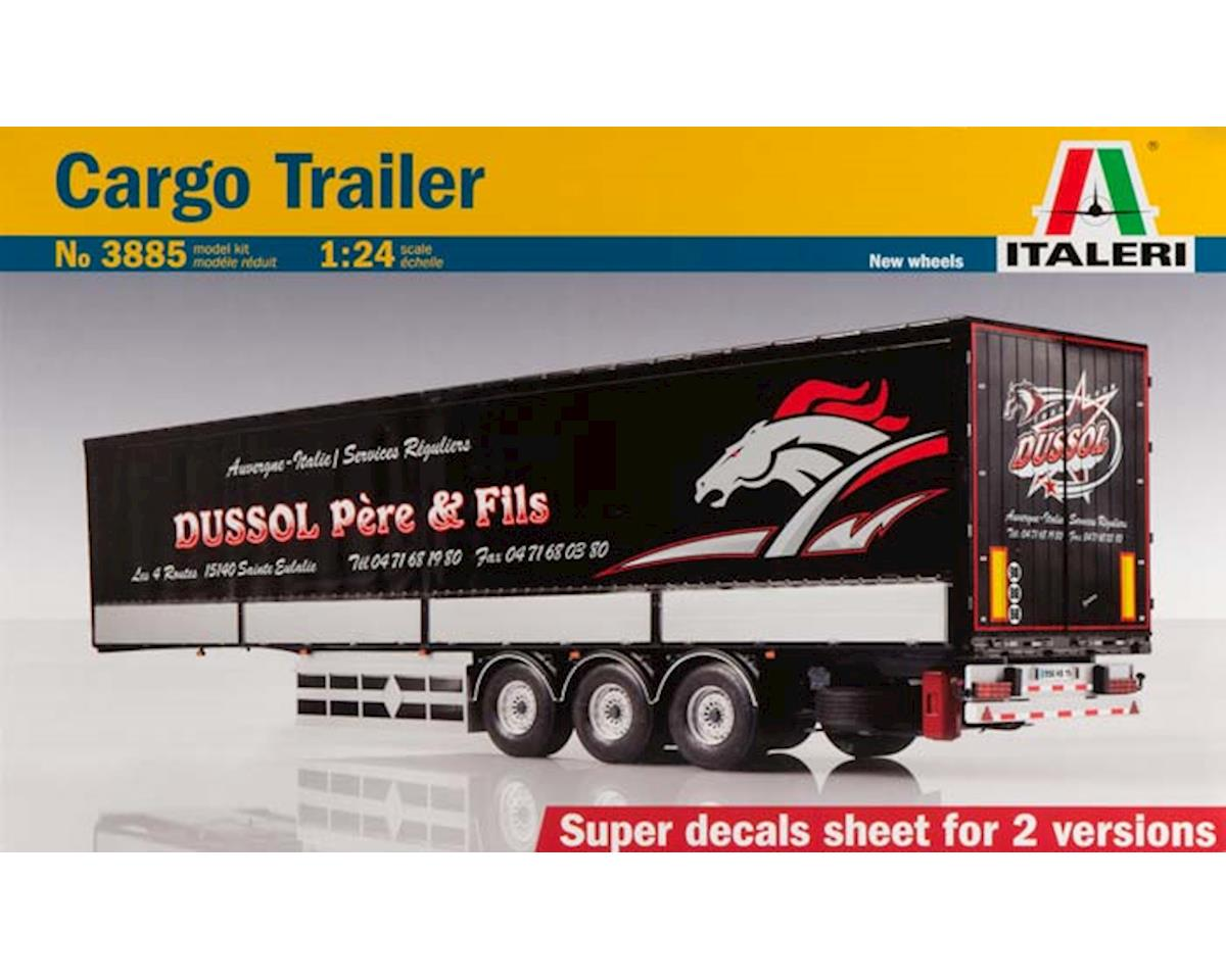1/24 Cargo Trailer by Italeri Models