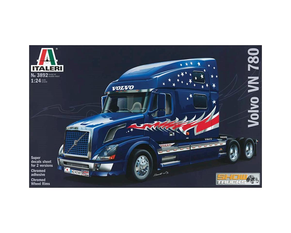 Italeri Models 1/24 Volvo VN 780