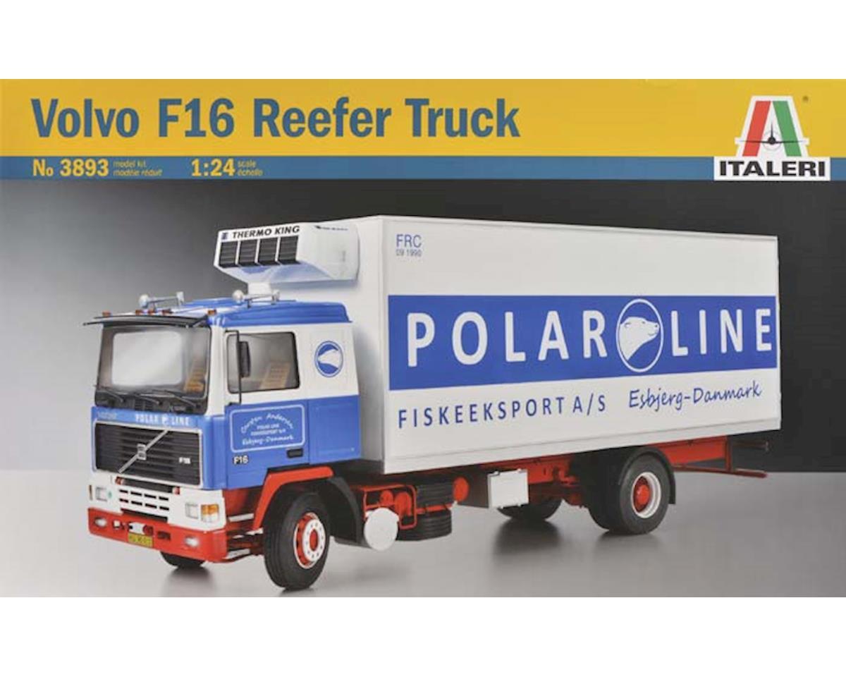 1/24 Volvo F-16 Reefer Truck