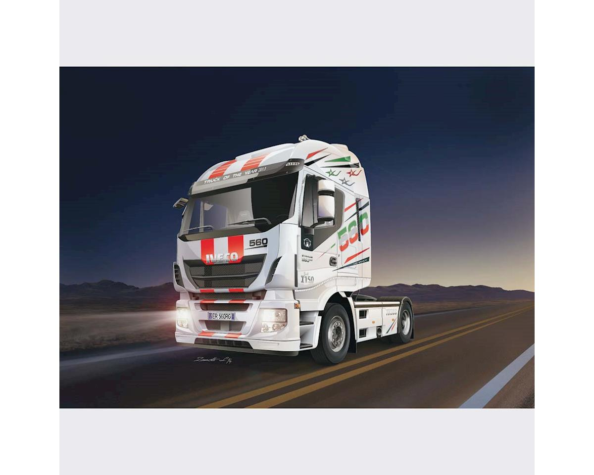 Italeri Models 1/24 Iveco Stralis Hi-Way Euro 5