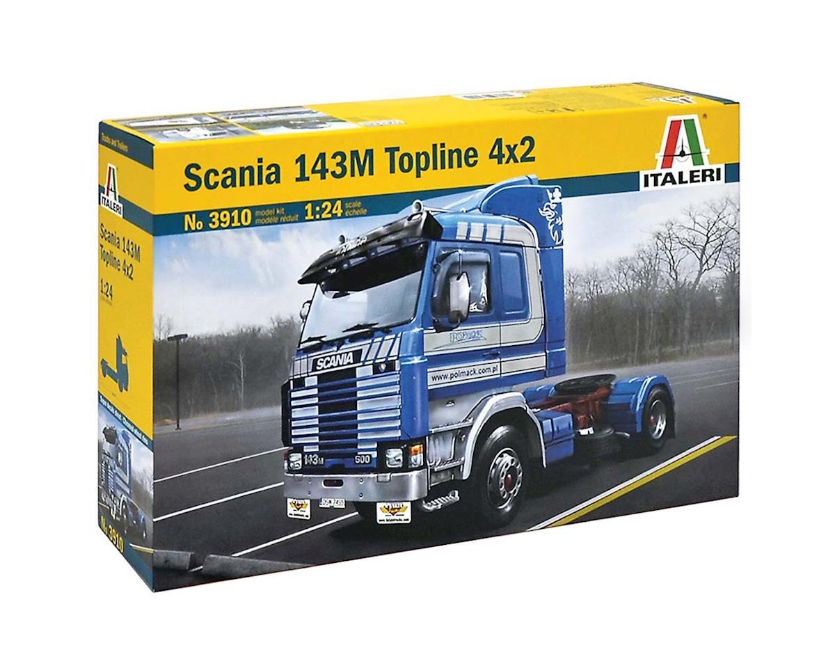 Italeri Models 1/24 Scania Topline 143M 4x2