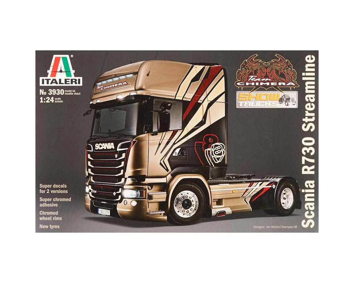 1/24 Scania R730 Streamline  Chimera by Italeri Models