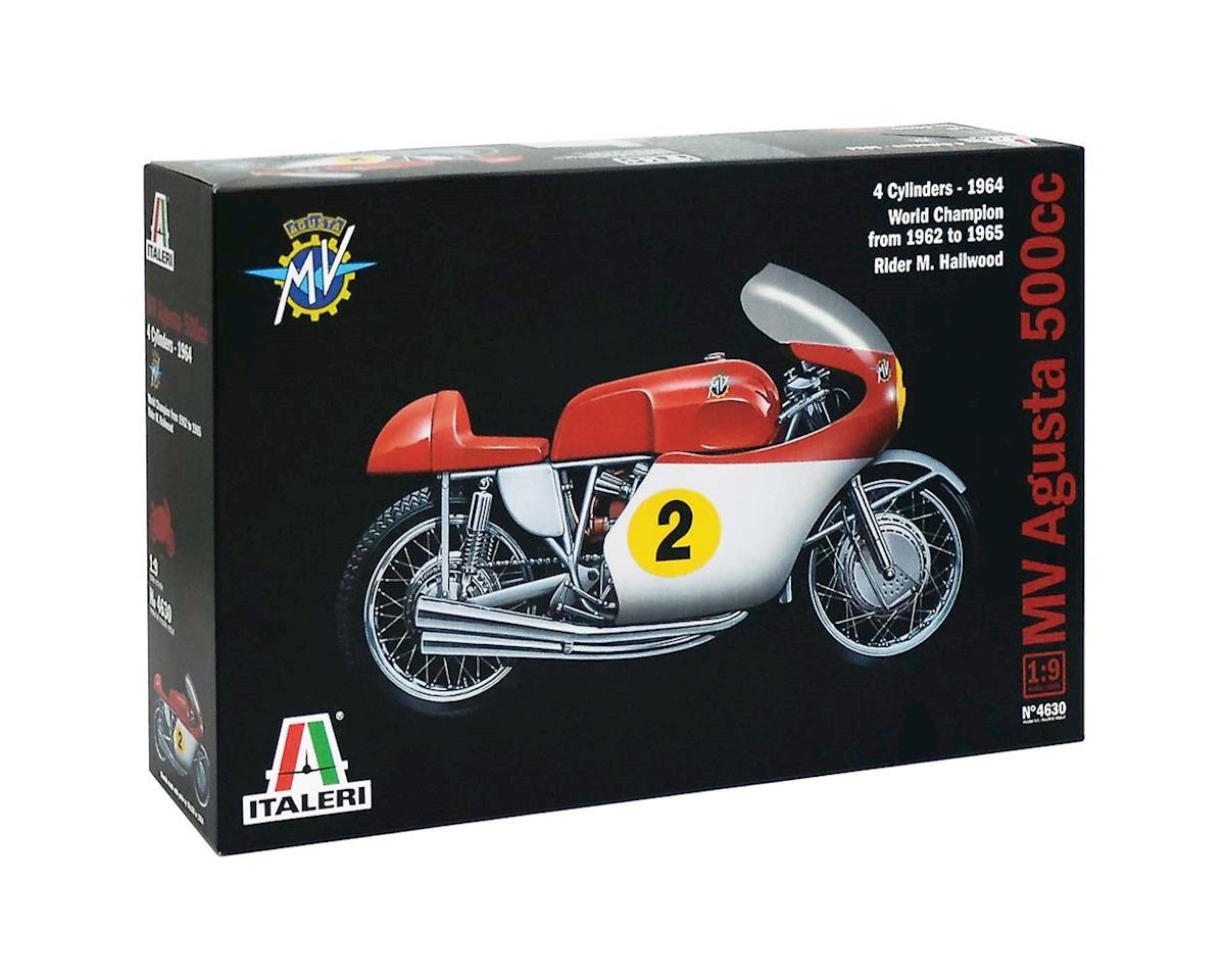 1/9 1964 MV Agusta 4 Cylinders 500cc by Italeri Models