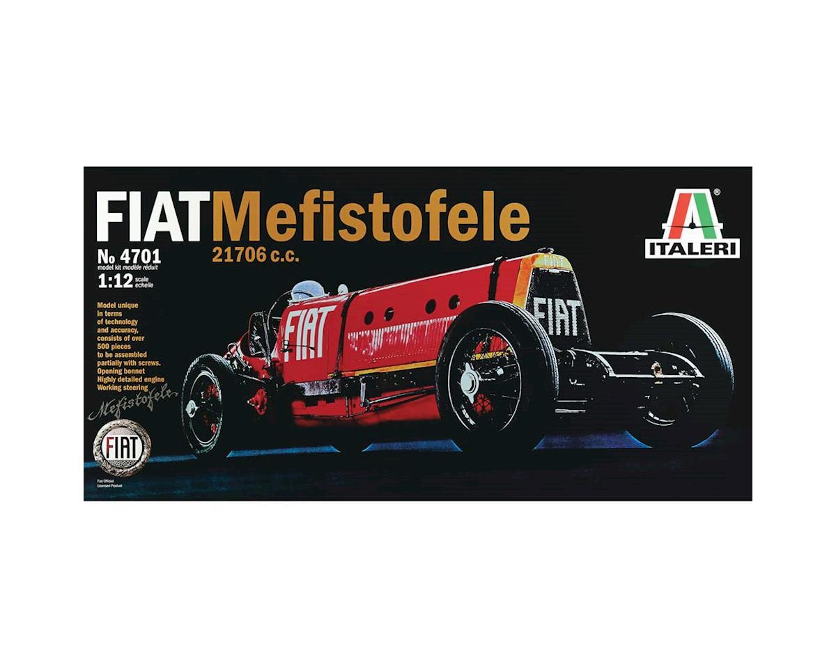 Italeri Models 1/12 Fiat Mefistofele