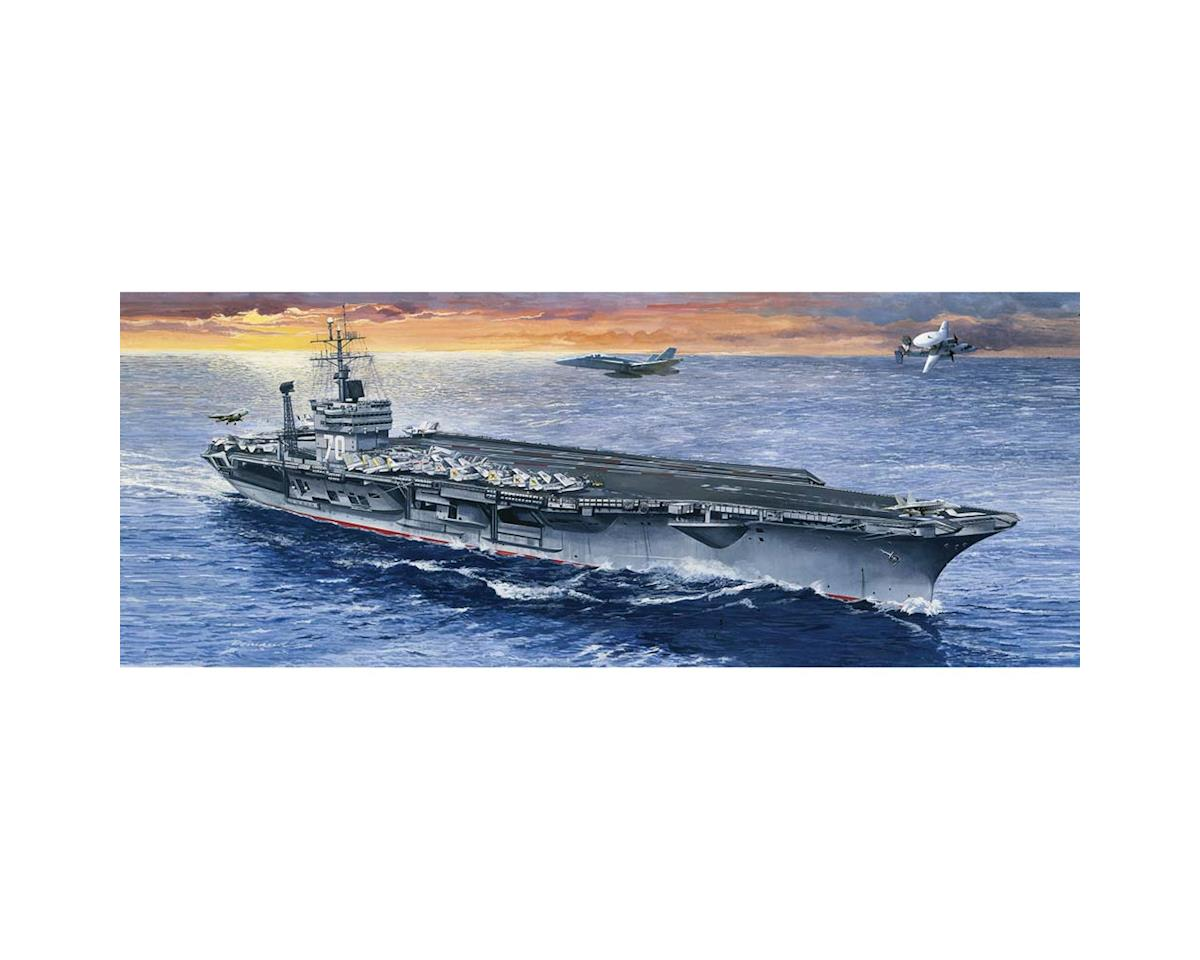 1/720 USS Carl Vinson CVN-70 Super Carrier by Italeri Models