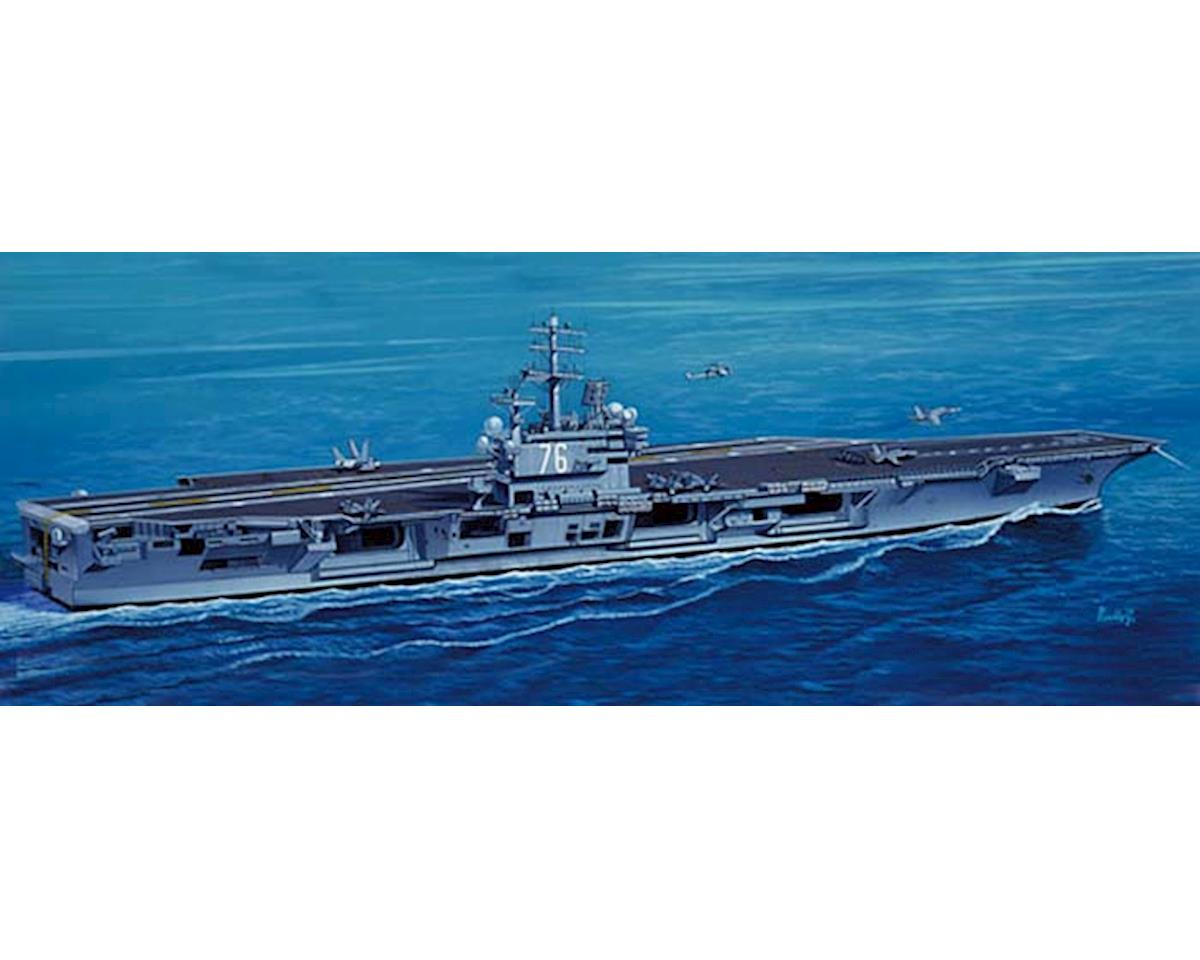 Italeri Models  1/720 Uss Ronald Reagan Aircraft Carrier