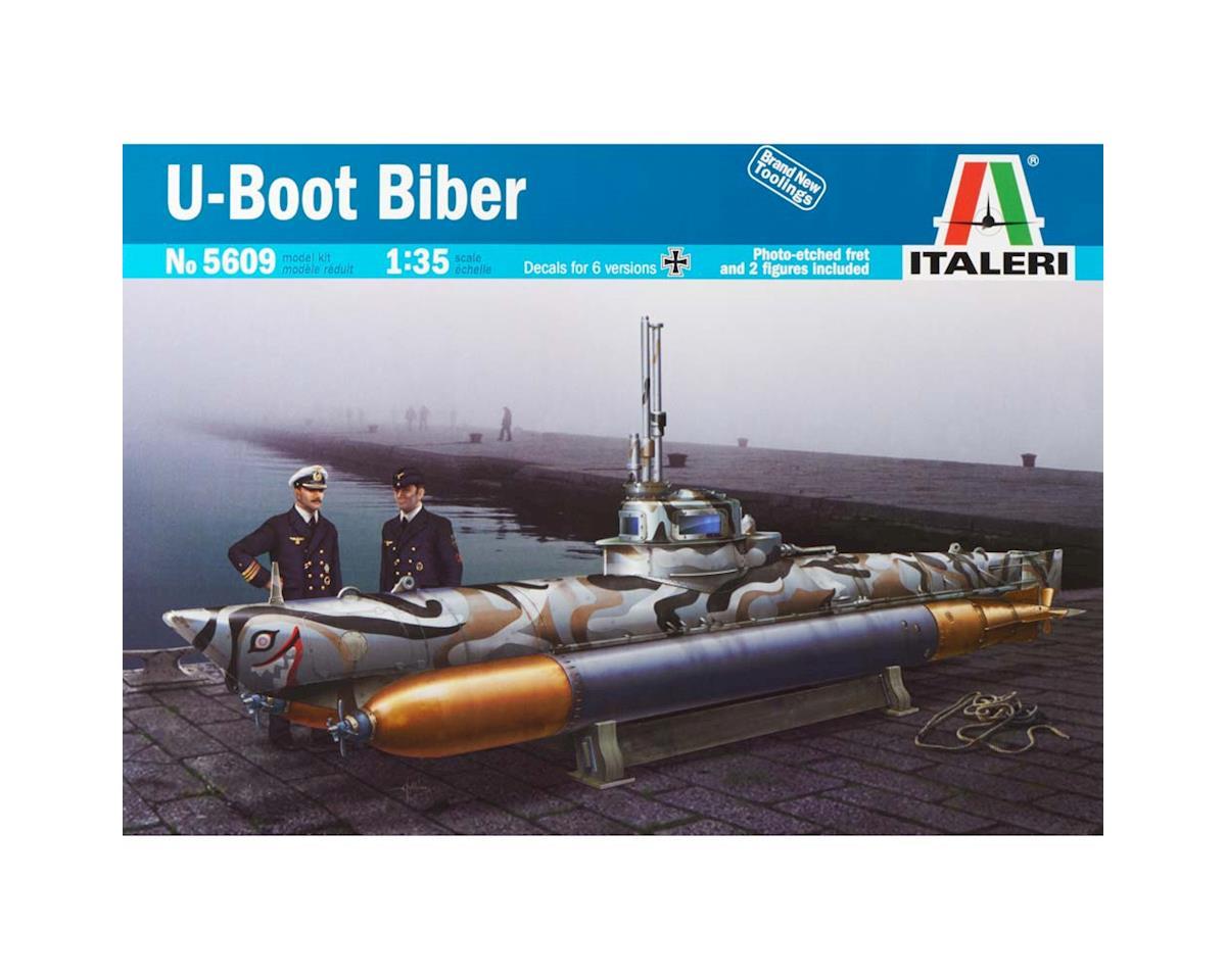 Italeri Models 1/35 Biber Midget Submarine