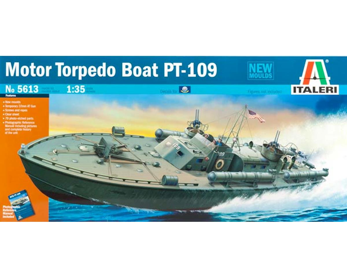 Italeri Models 1/35 PT-109 Motor Torpedo Boat