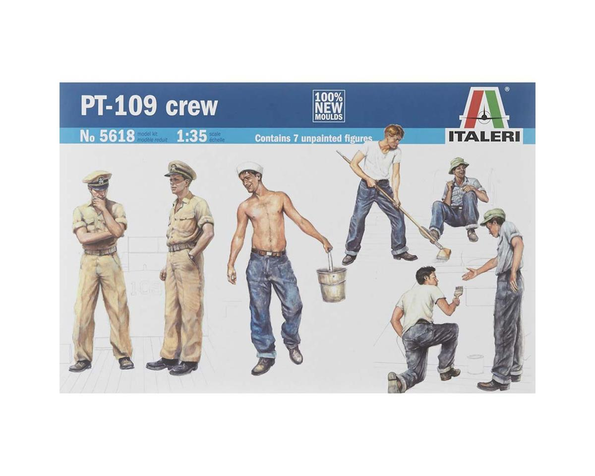 Italeri Models 1/35 PT 109 Crew/Accessories