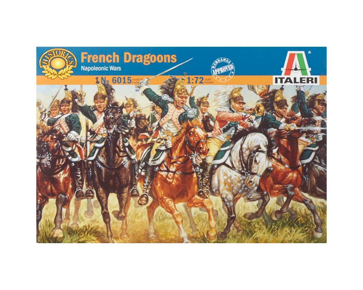 Italeri Models 1/72 Napoleonic Wars French Dragoons