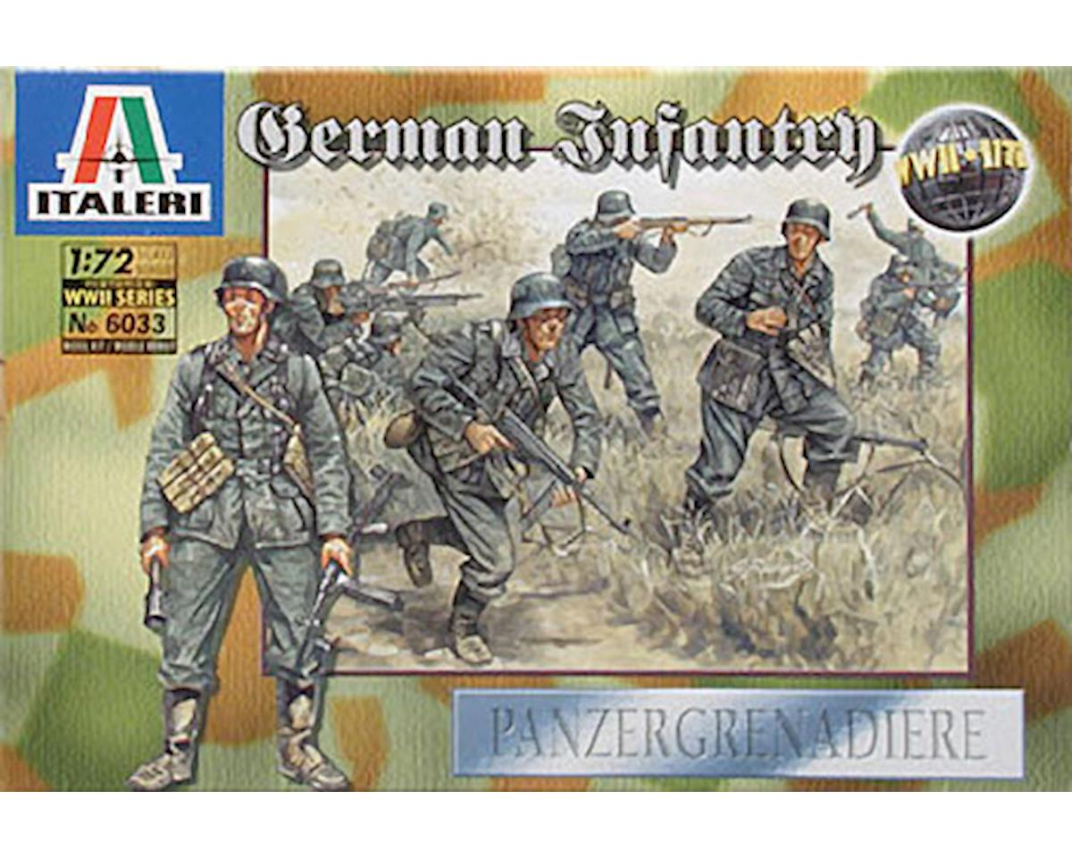 Italeri Models 1/72 German Infantry