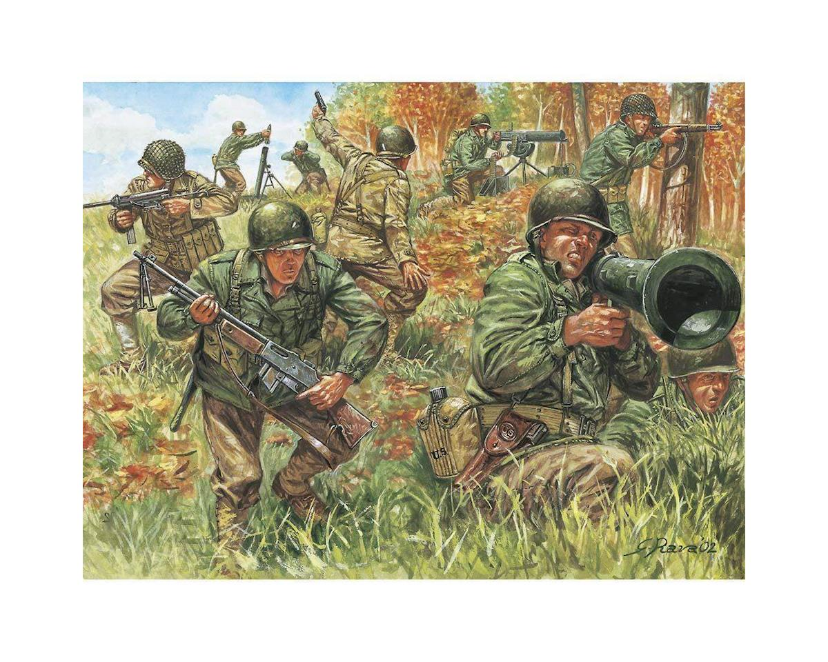 Italeri Models 1/72 WWII American Infantry