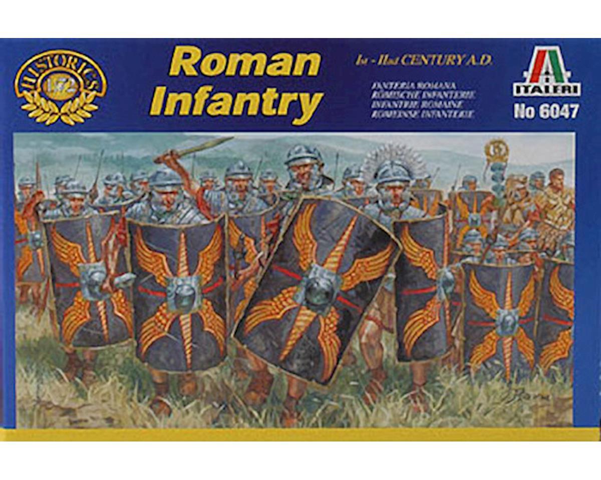 Italeri Models 1/72 Caesar's Wars Roman Infantry