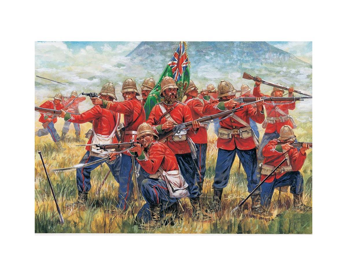 Italeri Models 1/72 Zulu Wars: British Infantry