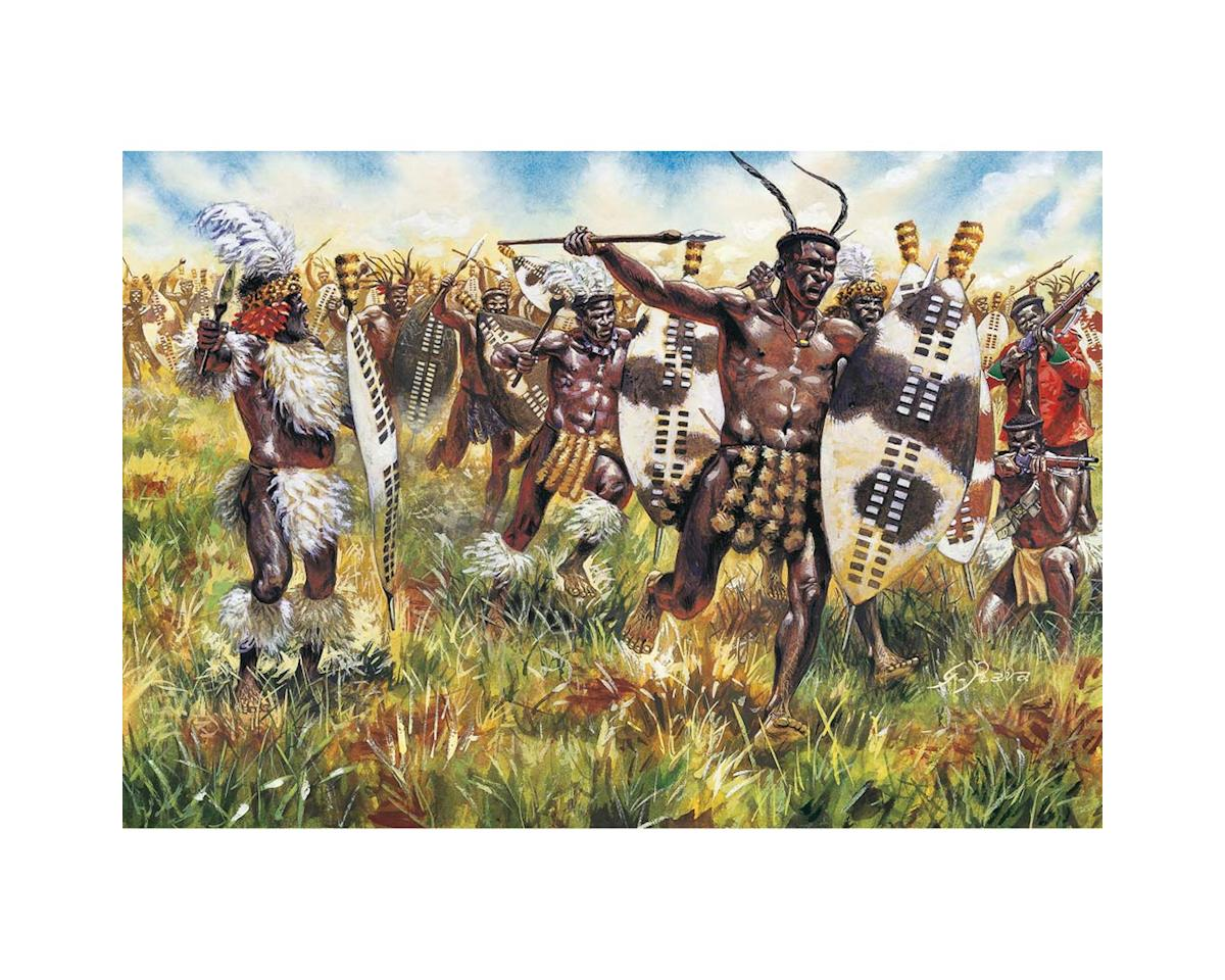 Italeri Models 1/72 Zulu Wars: Zulu Warriors