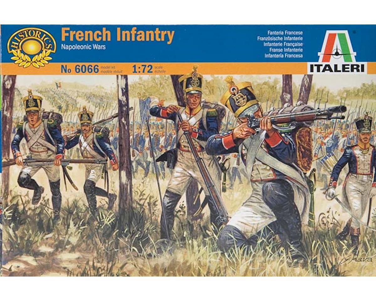 1/72 French Infantry Napoleonic War by Italeri Models