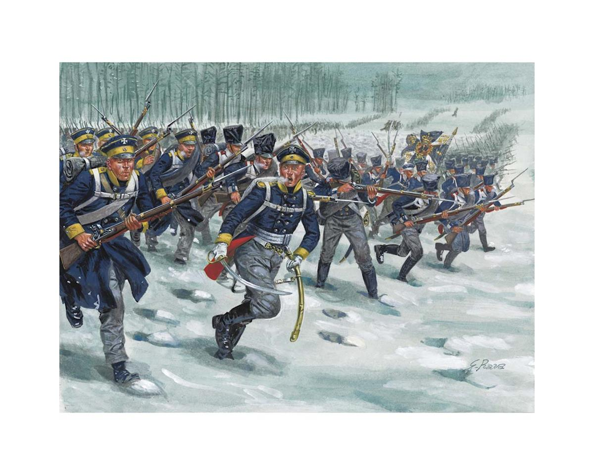 1/72 Napoleonic Wars Prussian Infantry by Italeri Models