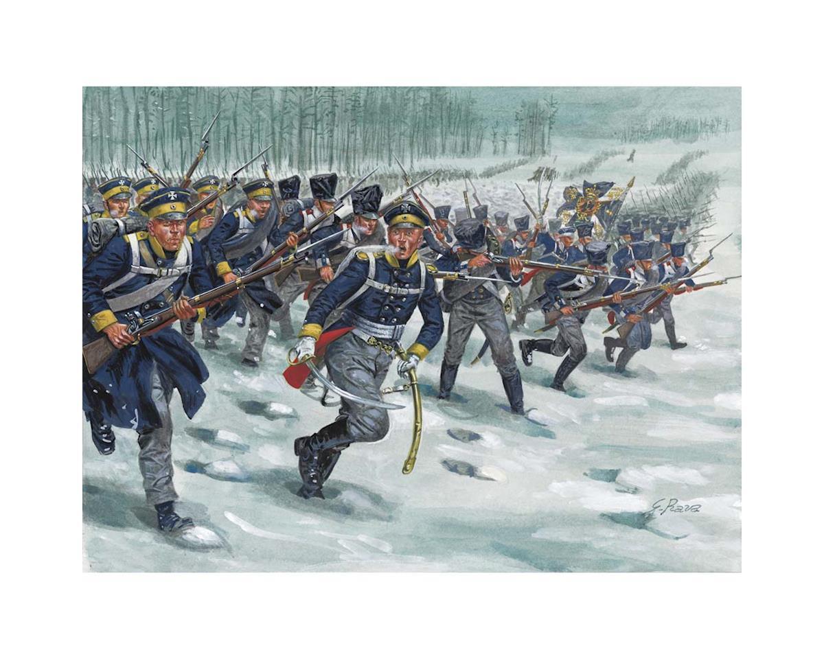 Italeri Models 1/72 Napoleonic Wars Prussian Infantry