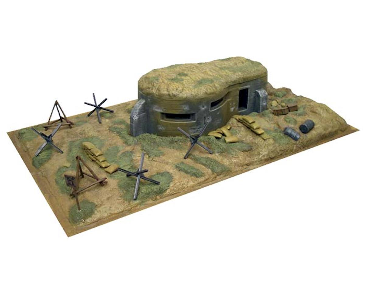 1/72 WWII Bunkers