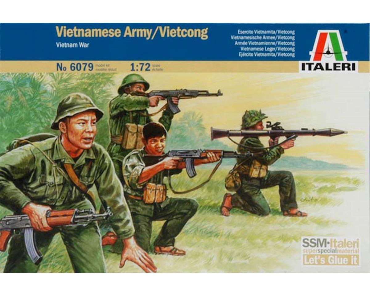 Italeri Models 1/72 Vietnam Vietcong