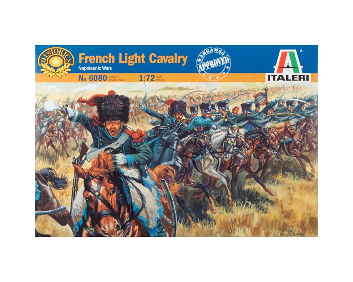 1/72 Napoleonic Wars French Light Cavalry by Italeri Models